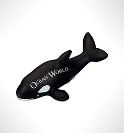 Killer Whale Stress Toys thumbnail