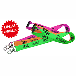 UK Dye Sub Lanyards thumbnail