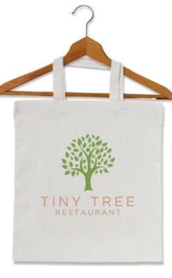 Long Handled Cotton Shopping Bags thumbnail
