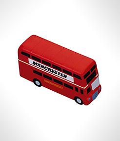 London Bus Stress Toys thumbnail