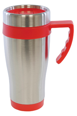 450ml Oregan Stainless Steel Travel Mug thumbnail