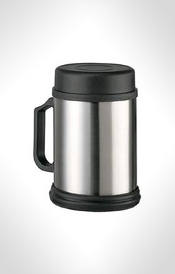 Neptune Stainless Steel Travel Mugs thumbnail