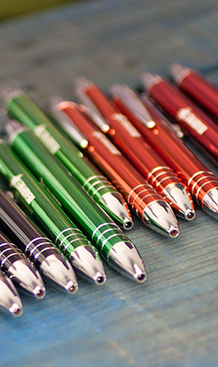 Shine Metal Ball Pens thumbnail