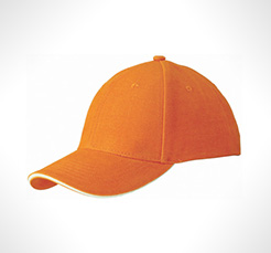 Slazenger 6 Panel Sandwich Caps thumbnail