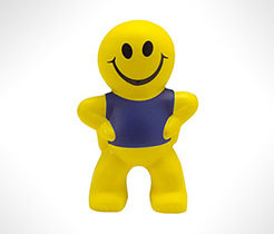 Smiley Man Stress Toys thumbnail