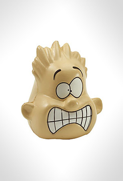 Stressed Face Male Stress Toys thumbnail
