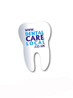 Tooth Shaped Magnet 50 x 70 mm thumbnail