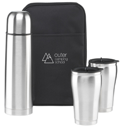 Thermobag Thermo Flask & Cups thumbnail